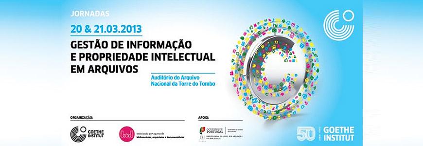 Gestão de informação e propriedade intelectual em arquivos