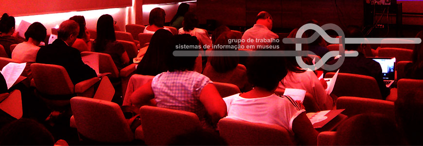 1ª Conferência do Grupo de Trabalho de Sistemas de Informação em Museus