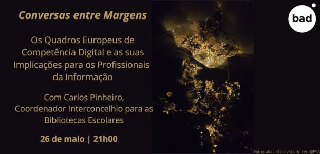Conversas entre Margens | 3ª sessão