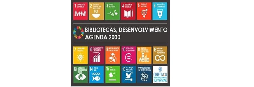 Bibliotecas, Acesso à Informação e a Agenda 2030 | BRAGA