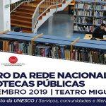 15º Encontro da Rede Nacional de Bibliotecas Públicas