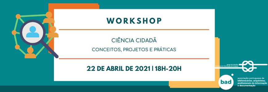Ciência Cidadã: conceitos, projetos e práticas
