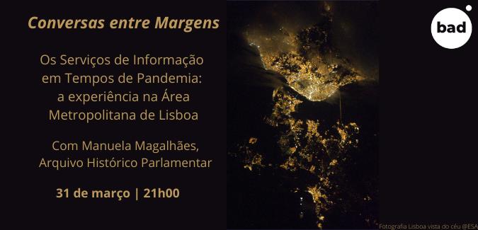 Conversas Entre Margens | 1ª sessão